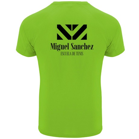 Camiseta MS Academy