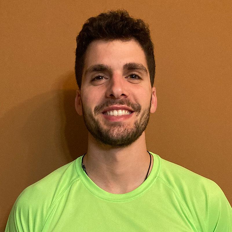 Miguel Sánchez Entrenador MS Academy